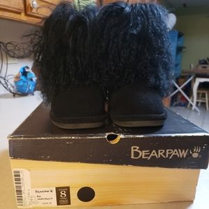 Bearpaw Fur Boots